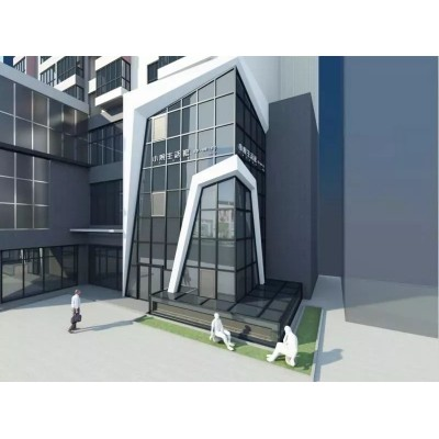 西安第一家全智能化健身中心入驻经开区!